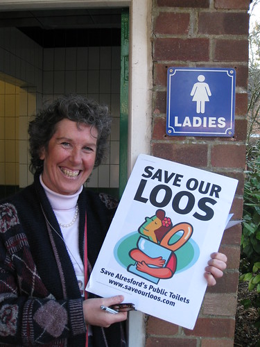 Save Our Loos, Alresford | by Martin Tod