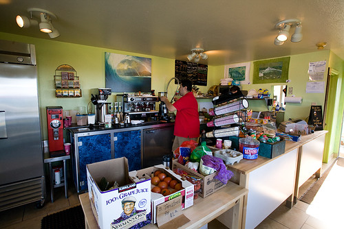 Breakfast in Shelter Cove by AlwaysJanuary (Randy)