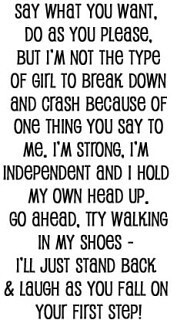 Quotes And Sayings Walk In My Shoes Firespiritwitch Flickr