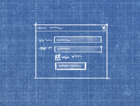 Sketchy blueprint style | Is this the holy grail of sketchy