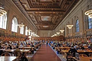 New York City Public Library - April 2009 | by JULIAN MASON