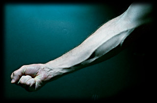 Veins in my Right Arm. | by Colin Davis Studio