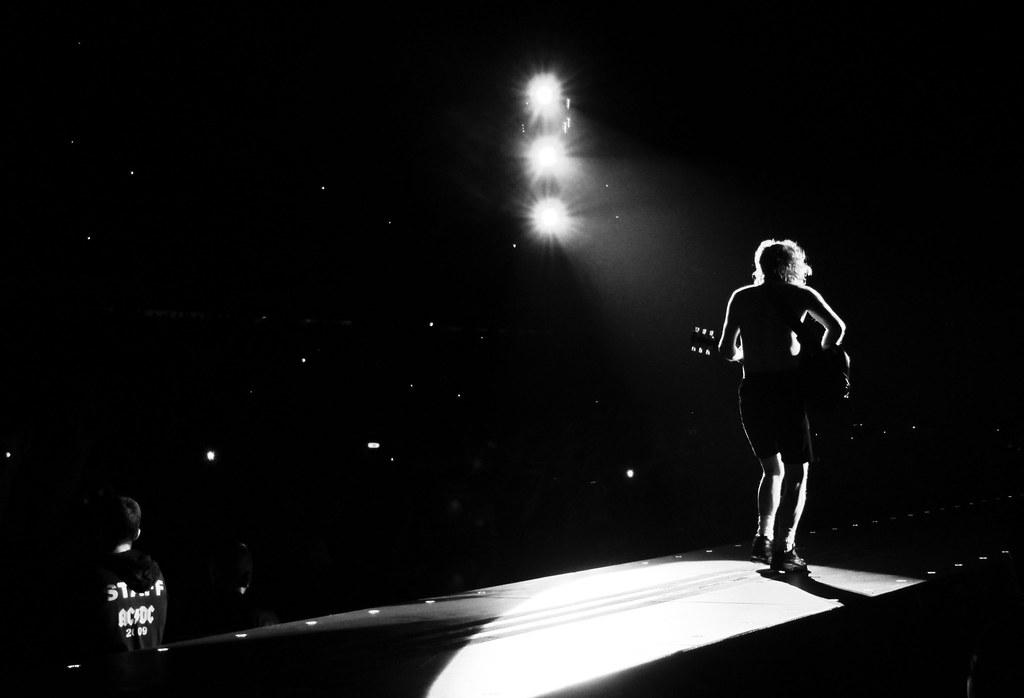 Angus Young BN 2009