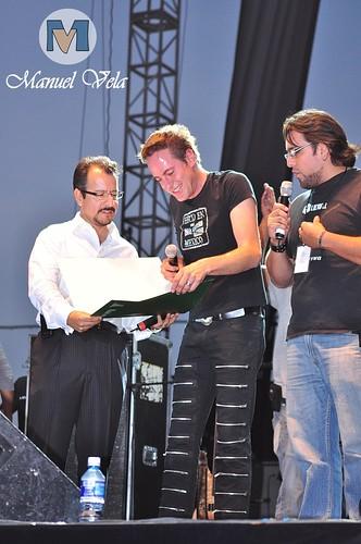 DSC_0327 La Lupita 12ª Festival Internacional de Puebla FIP explanada del CCU por LAE Manuel Vela