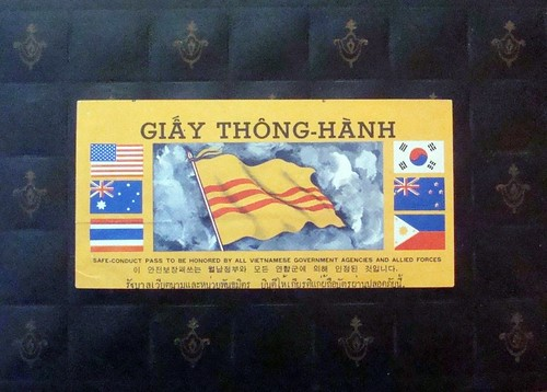 7 Flag Safe Conduct Pass | by Svadilfari