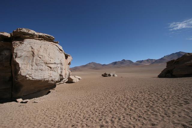 Rocks by Arbol de Piedra