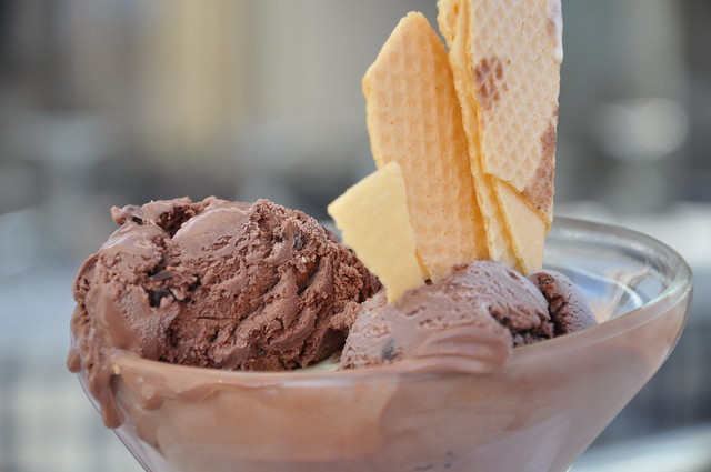 Monaco Ice Cream!