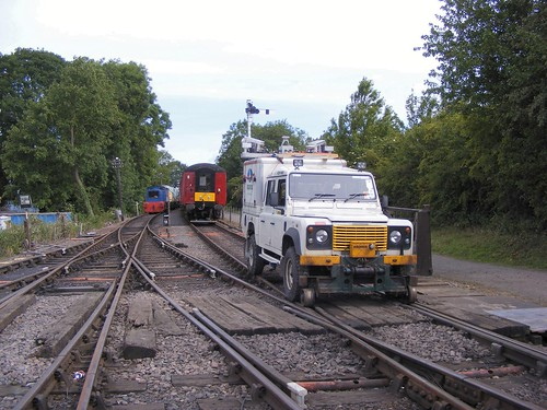 Rail Rover 4 | by Ben Coulson