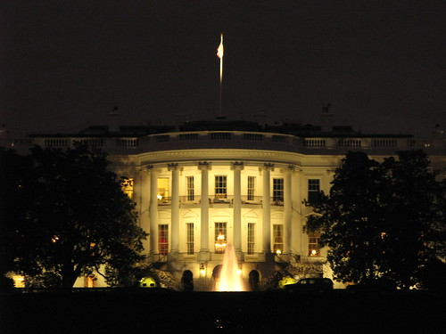 White House | by nathanborror