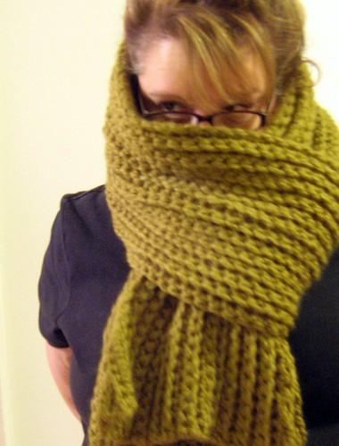 snapdragon scarf | by zooeybat