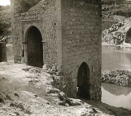 Baño de la Cava (Toledo) a principios del siglo XX | by eduardoasb