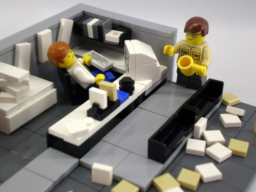 Office Space | by Legozilla