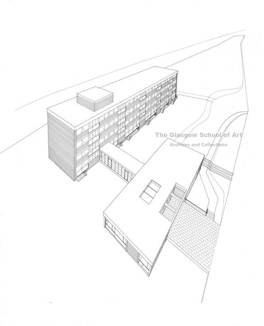 GKC/MHB/2/1/6 Bellshill Maternity Hospital and Nurses' Home - 1962