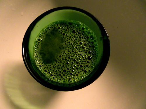 GREEN JUICE   by WILLPOWER STUDIOS