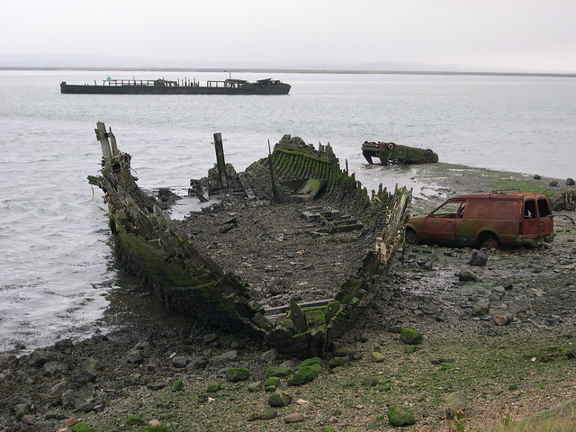 Elmley Ferry