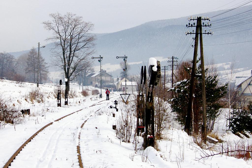 Pociąg nie przyjedzie ... / Train won't come ...