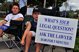 Ask the kid lawyers