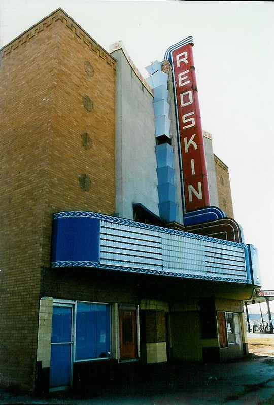 Redskin Theater Oklahoma City OK 1994