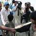 UNHCR visits displaced in Pakistan