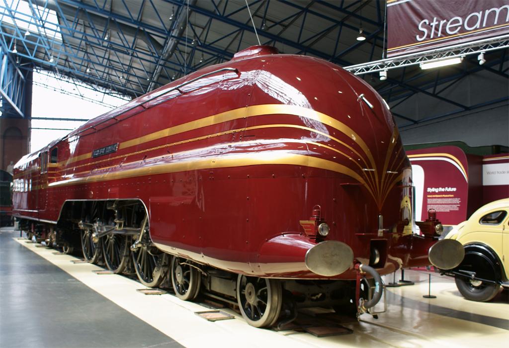 LMS 6229 'Duchess of Hamilton'