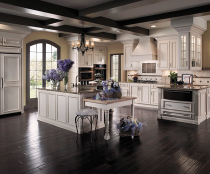 Custom Kitchen Cabinets - Fieldstone Cabinetry | The kitchen ...