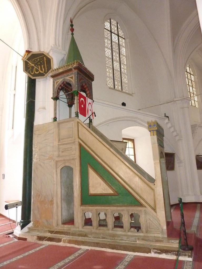 Nicosia Selimiye Mosque