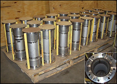 50 Universal Expansion Joints for an Air Force Base in New Mexico