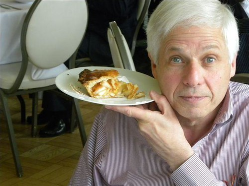 14 Pie in Ear  Dave Shayer | by Jerry Klein
