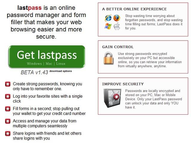 best-online-password-manager-lastpass | Saidul A Shaari | Flickr