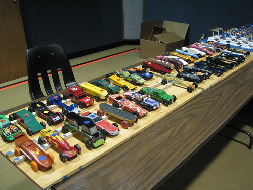 Pinewood Derby Cars | by Robert Goodwin
