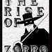Cannibal! The Musical!! - 2007 - Program (The Rise of Zorro Advert)