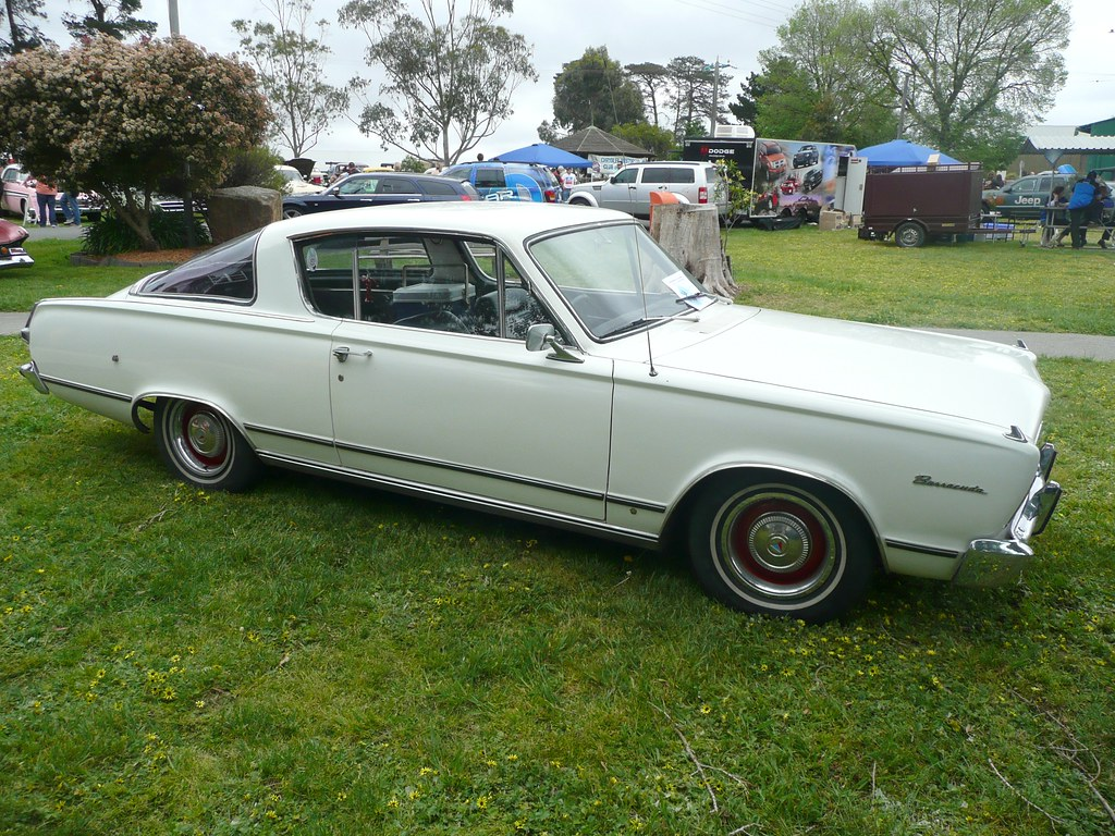1966 Plymouth Barracuda | HJ75 | Flickr