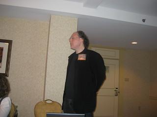 Eric from PharmaSurveyor   by healthworldweb