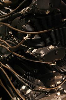HH ~ USAF Museum Tour (GC19VC0) - Engine