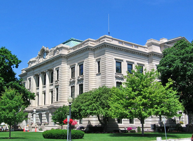 Enjoyable Dekalb County Courthouse Auburn Indiana Paul Mcclure Download Free Architecture Designs Scobabritishbridgeorg