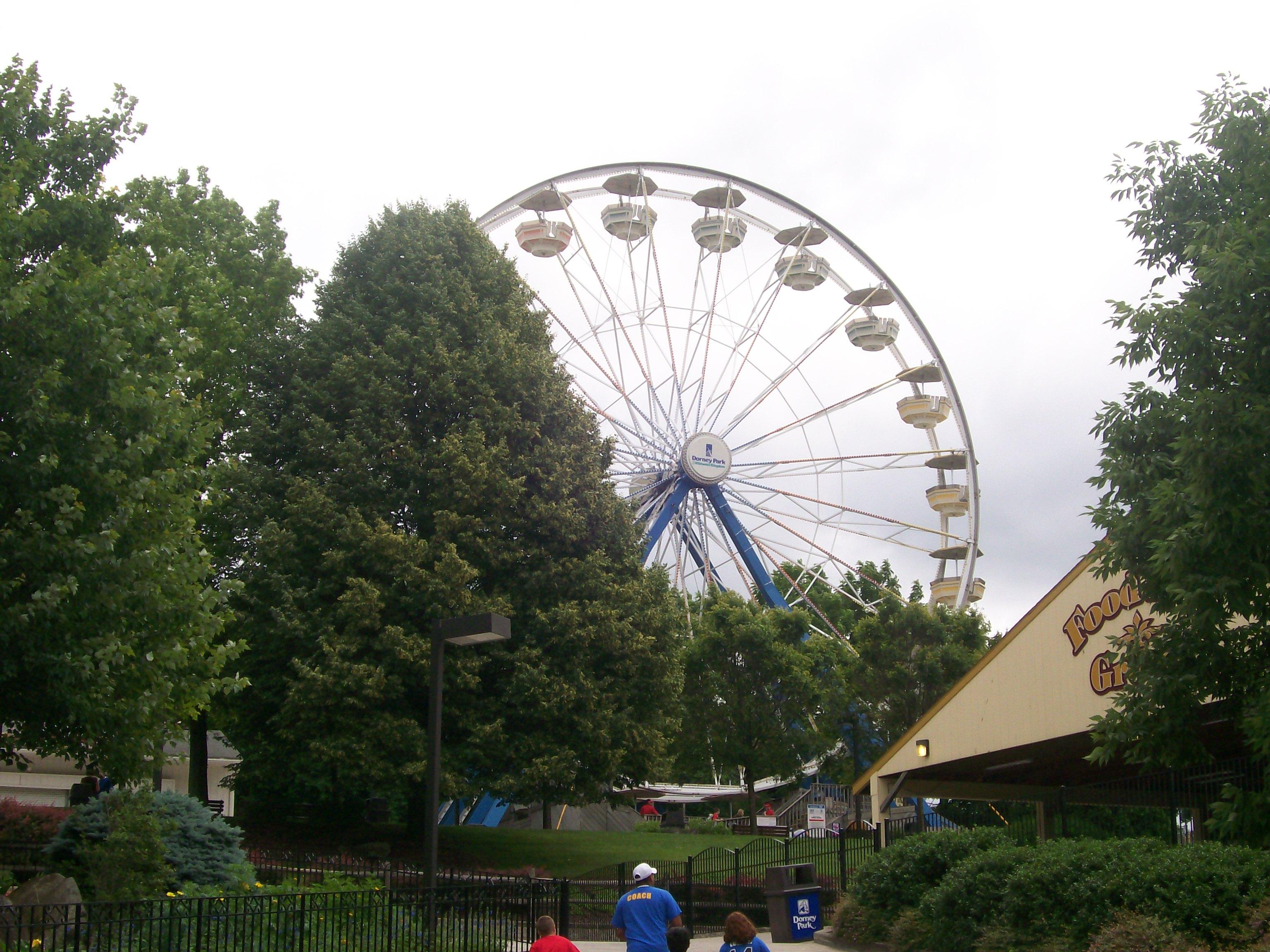 Dorney Park 2009