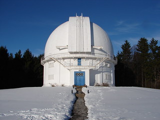 Dunlap Observatory - The Great Dome