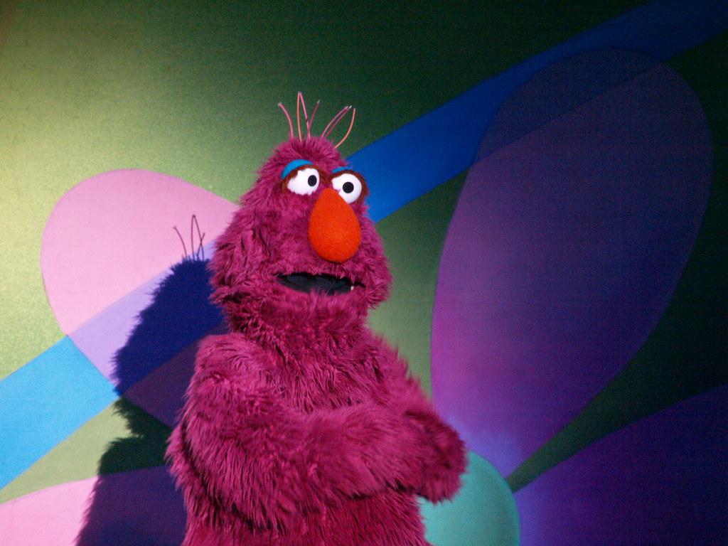Houston Texas Sesame Street Live Musical Elmos Green Thumb