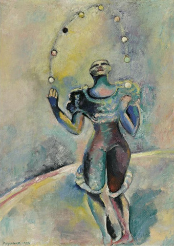 Rodchenko, Alexander (1891-1956) - 1935 The Juggler