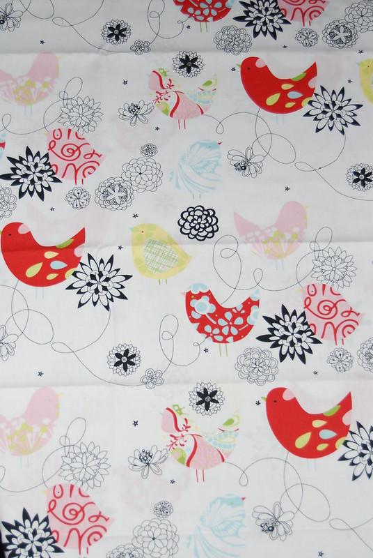 Starling fabric
