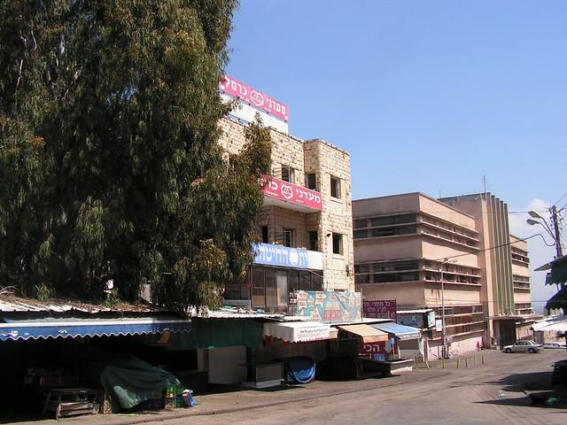 Talpiyot market - שוק תלפיות