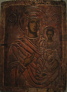 The Virgin Hodegetria | by Sharon Mollerus