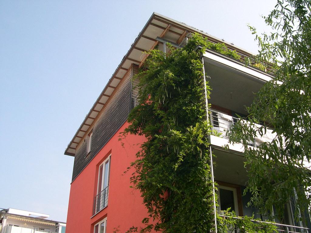 Immeuble v g tal ecofaubourgs flickr - Immeuble vegetal ...