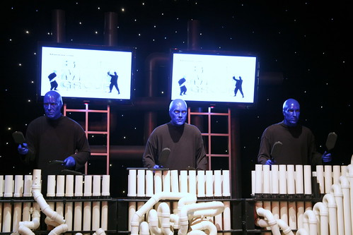 Blue Man Group | by cliff1066™