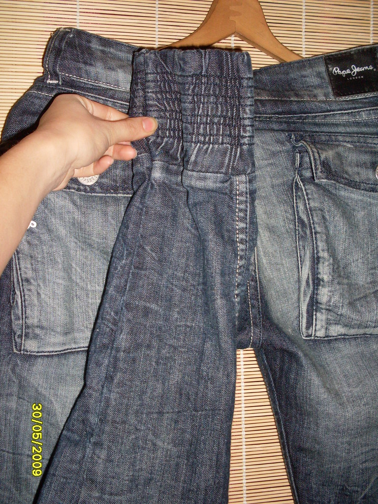 Se Fueron A Conce Pepe Jeans Talla 34 Me Gustaban N Y Lo Flickr