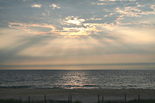 Bethany Beach Delaware Sunrise | by LucenteDesigns