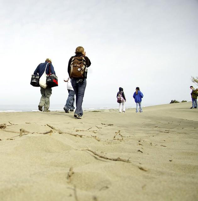 Ma-l'el Dunes field trip
