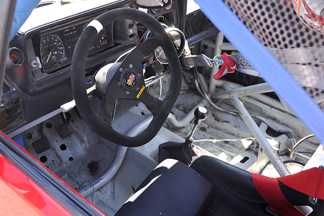 GTI interior