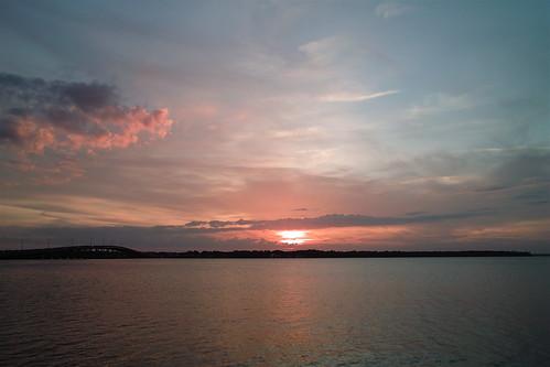 sunset water digital landscape florida sigma pointandshoot stjohnsriver noraw sigmadp1