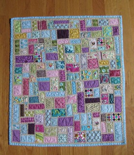 Doll Quilt #2